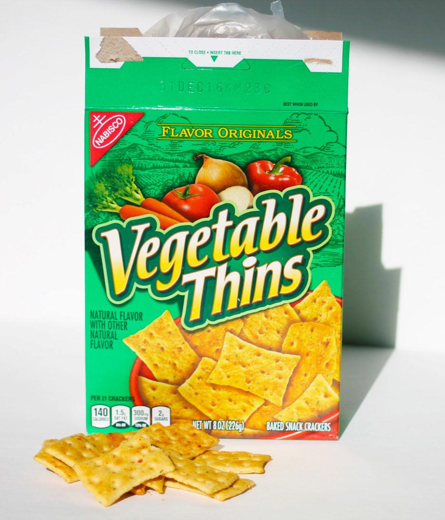 vegetable thins