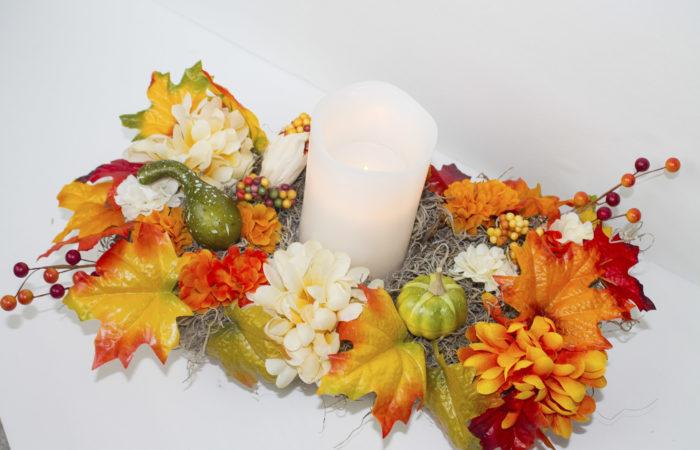 fall table display