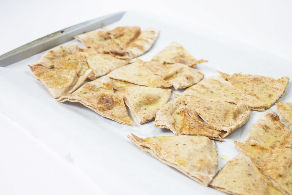 ranch pita chips