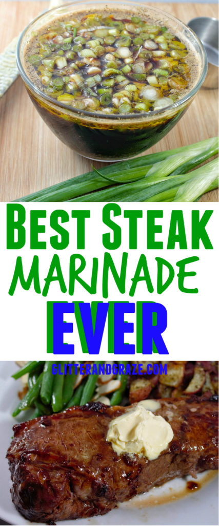 best steak marinade