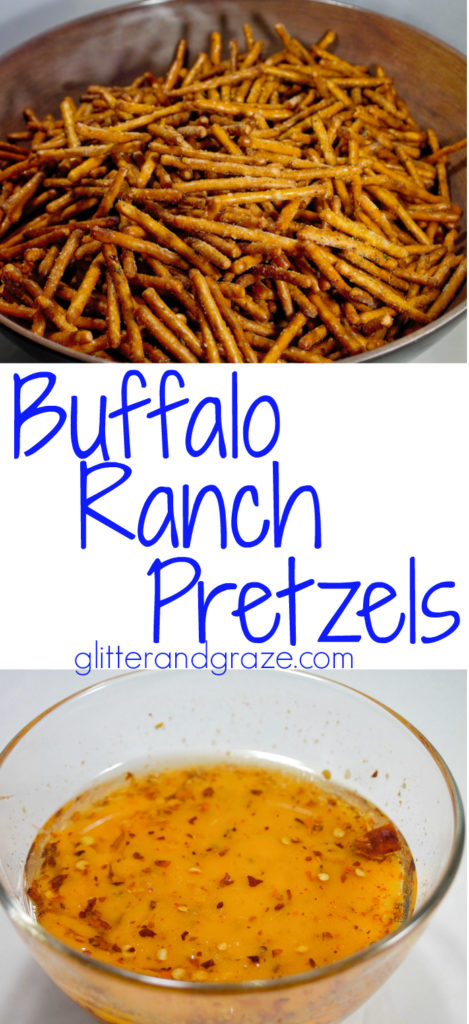 buffalo ranch pretzels
