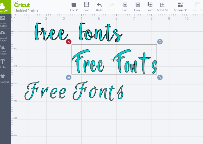 How To Download Fonts On Cricut Design Space