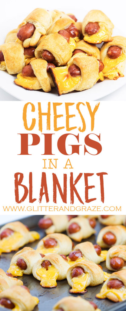 cheesy pigs in a blanket