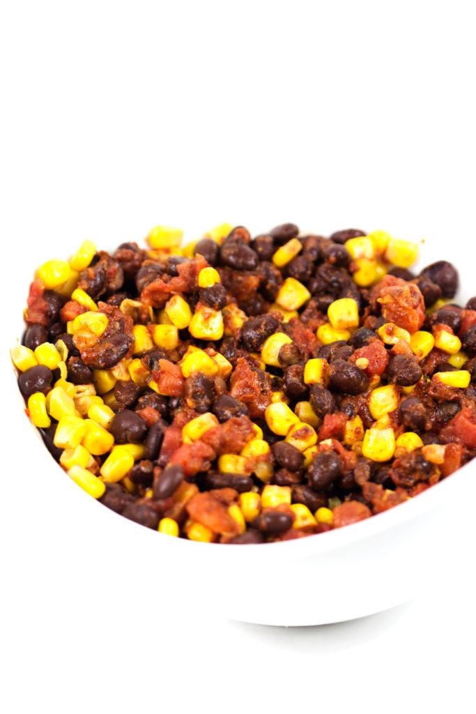 Chipotle Corn and Black Bean Quesadillas