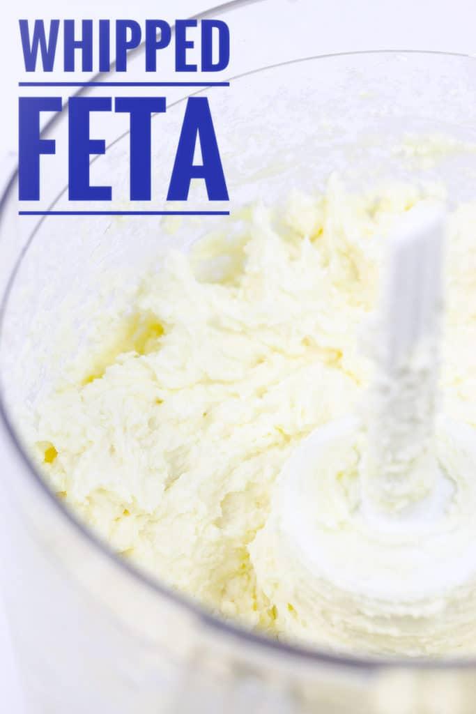 whipped feta